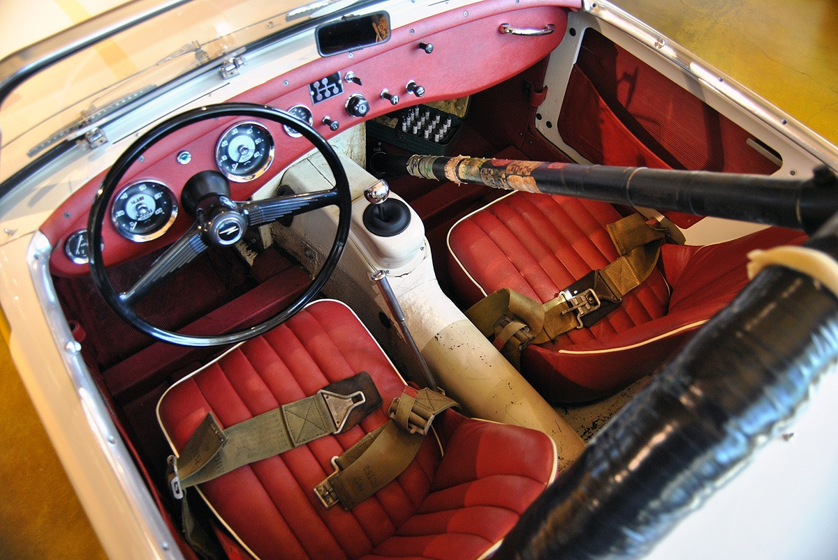 1959 Austin Healey Sprite