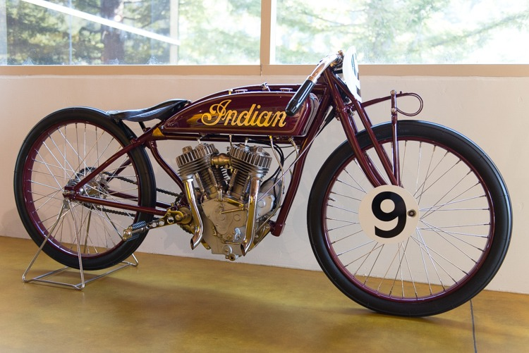 1919 Indian Scout Board Track