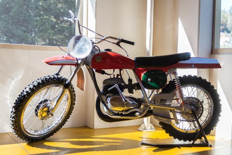 1969 Bultaco Pursang Motorcross