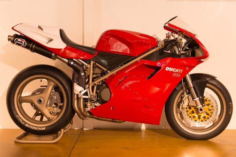 1998 Ducati 916 SPS World Superbike