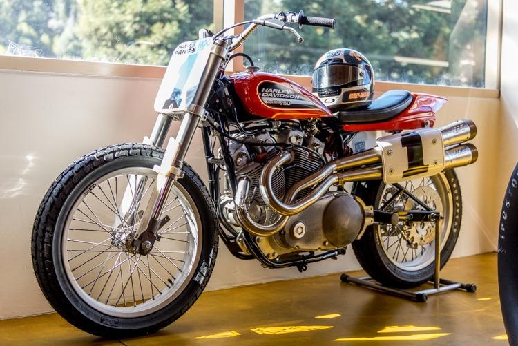 1999 Harley-Davidson XR750 Dirt Track
