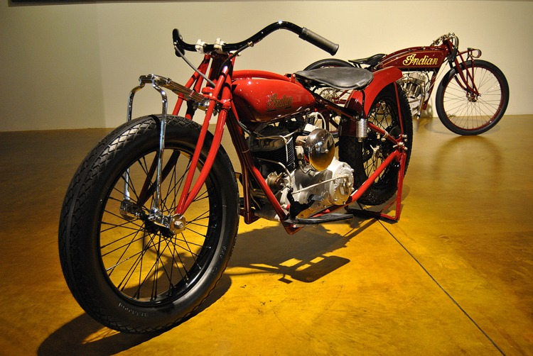 1929 Indian Scout Flat Track