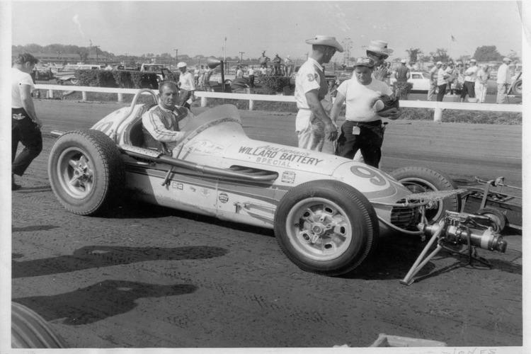 1960 Kuzma USAC