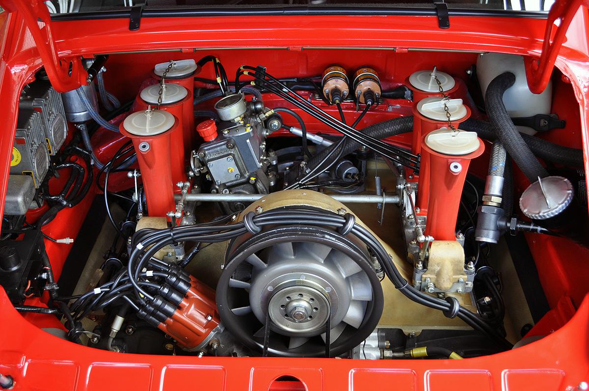 74 Porsche RSR 12