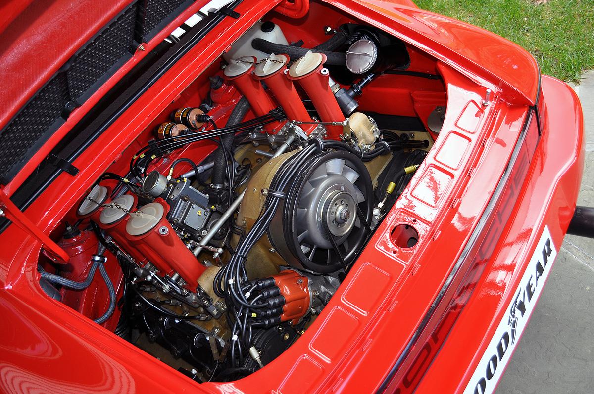 74 Porsche RSR 13