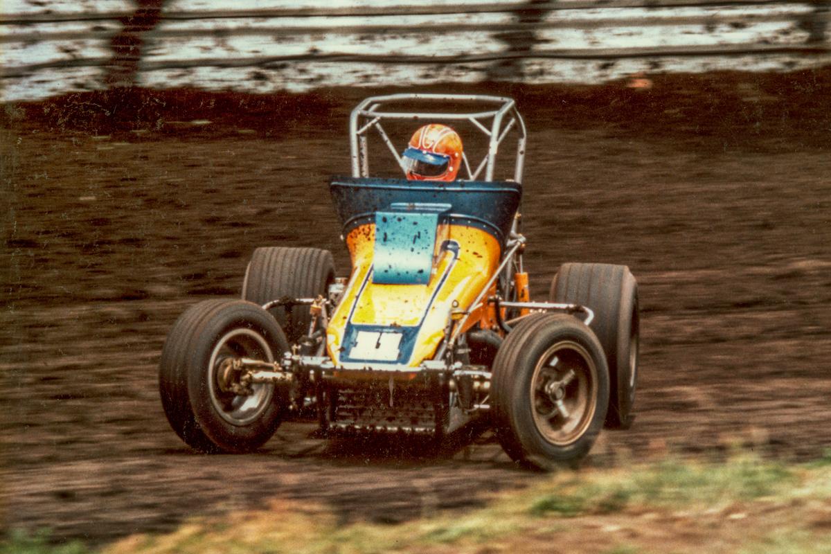 1976 Maxwell Sprint Car