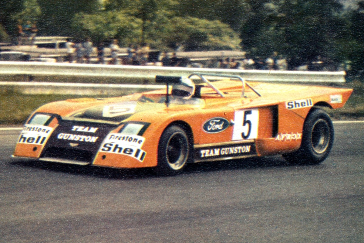 1972 Chevron B21