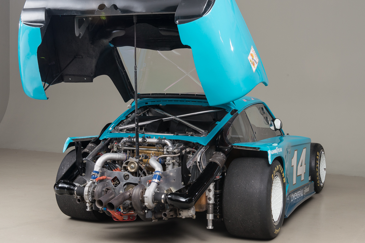 81 Porsche 935 K4 59