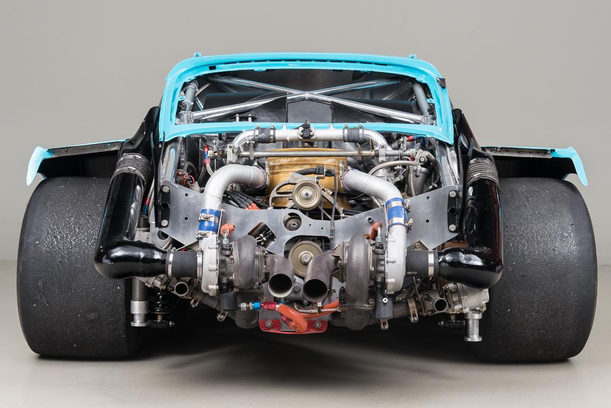 81 Porsche 935 K4 66