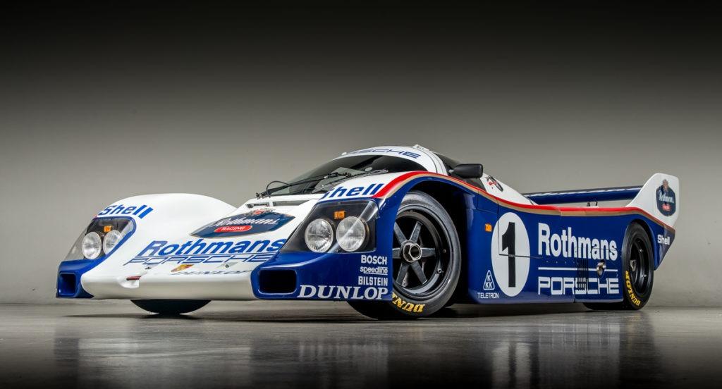 85 Porsche 962C 60