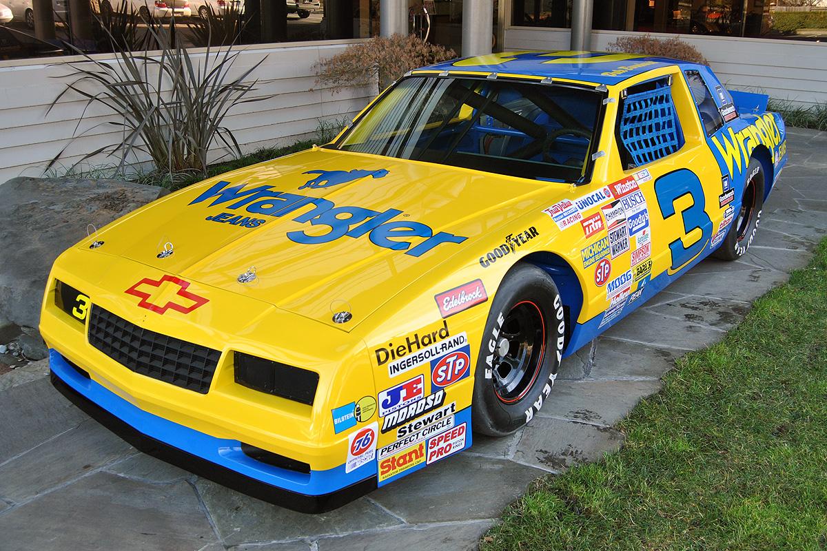 1987 Chevrolet Monte Carlo NASCAR