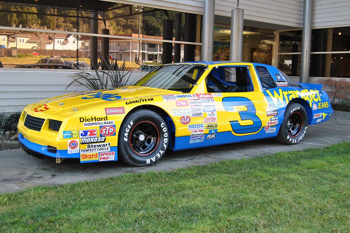 87 Chevrolet NASCAR 02