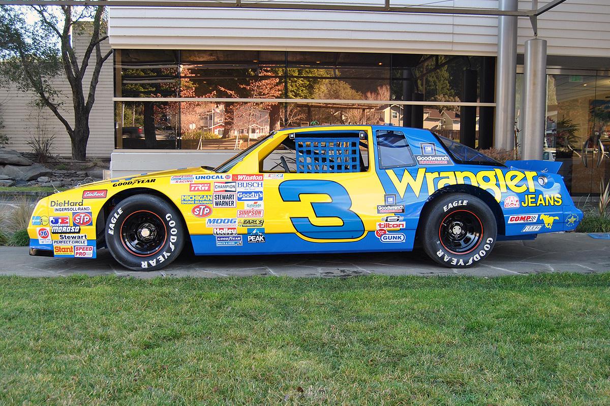 87 Chevrolet NASCAR 03