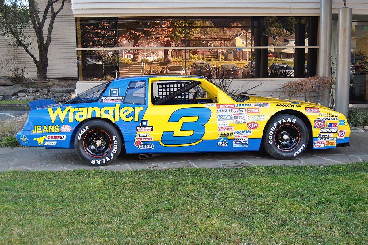 87 Chevrolet NASCAR 04