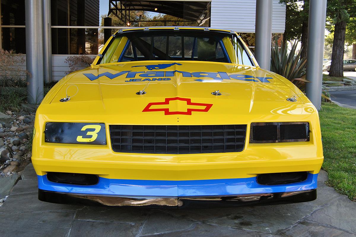 87 Chevrolet NASCAR 05