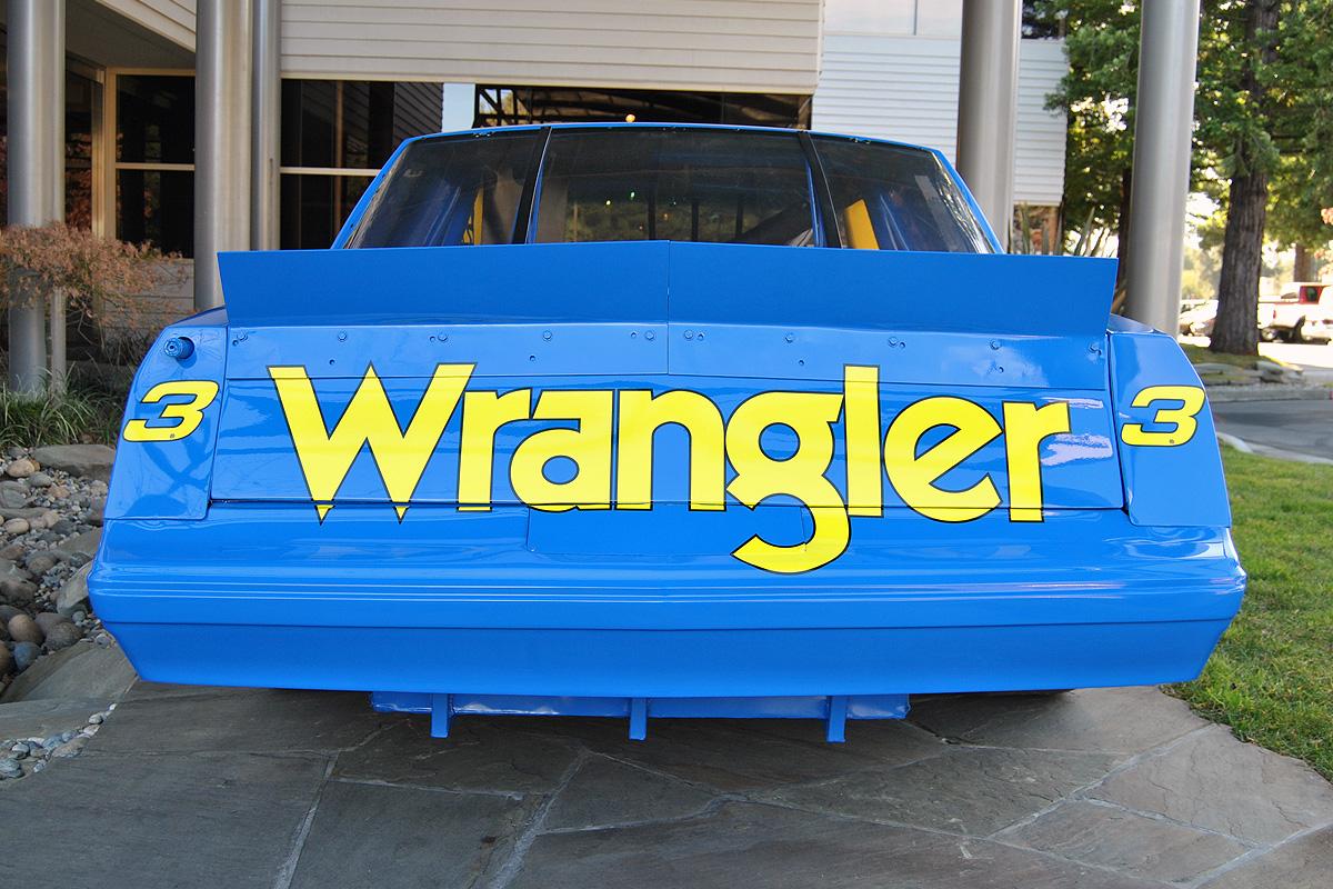 87 Chevrolet NASCAR 06