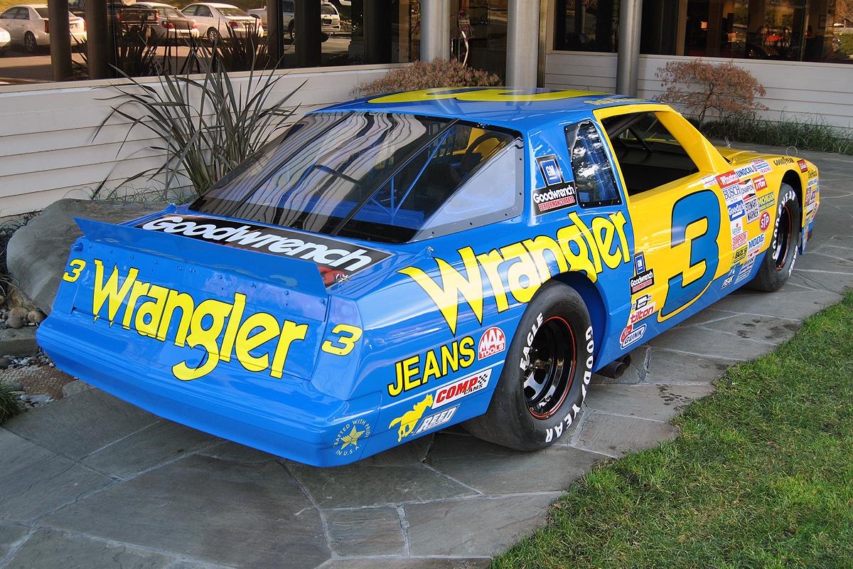 87 Chevrolet NASCAR 07