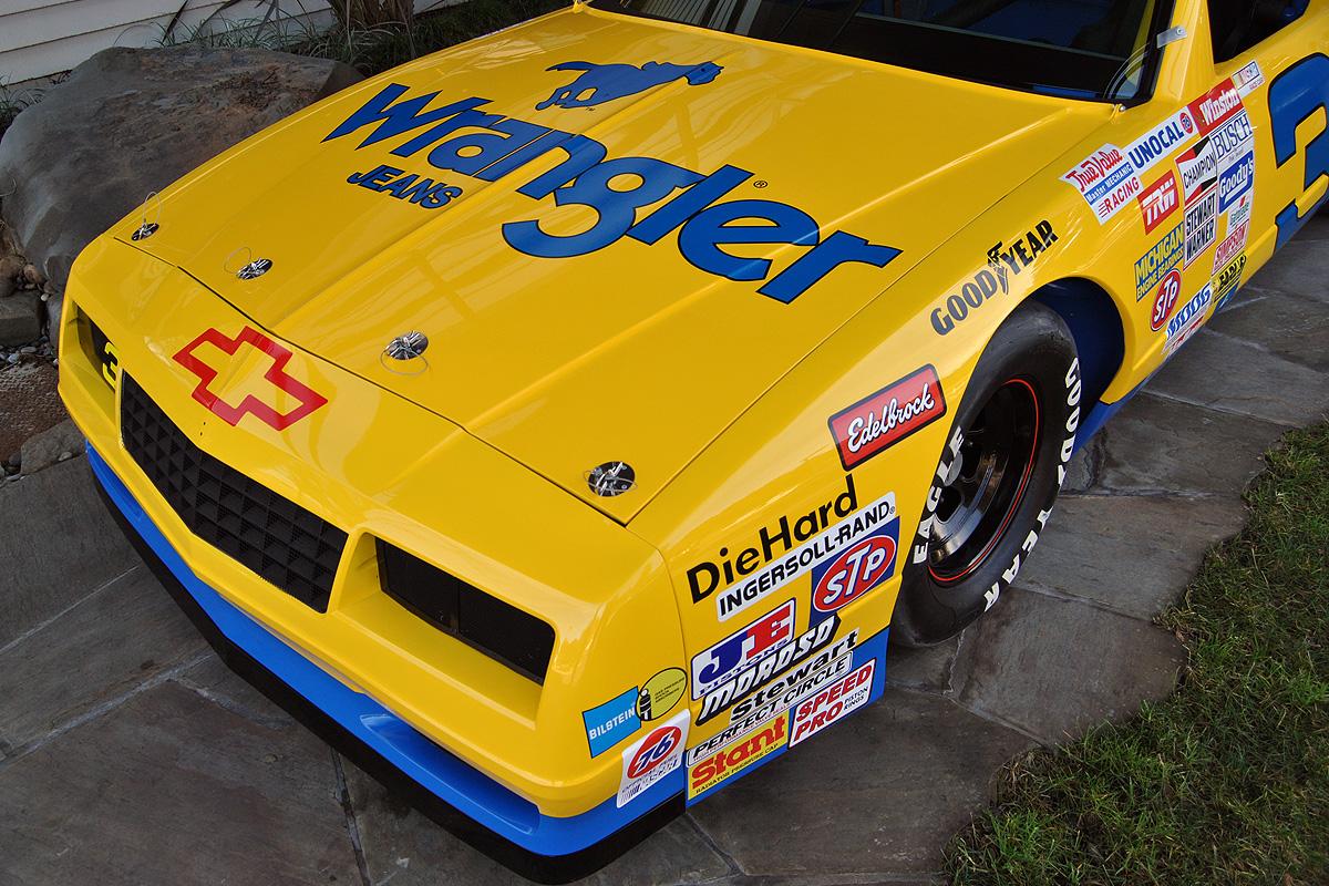 87 Chevrolet NASCAR 09