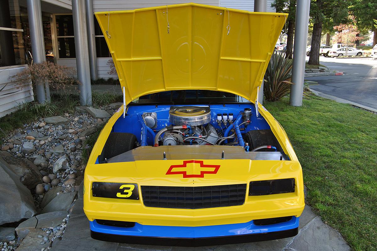 87 Chevrolet NASCAR 12