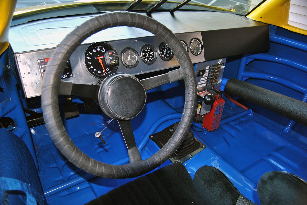87 Chevrolet NASCAR 20