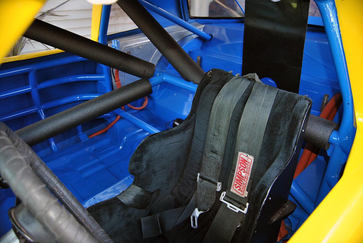 87 Chevrolet NASCAR 21