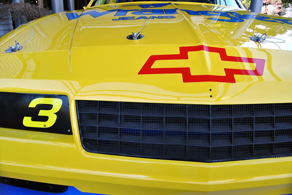 87 Chevrolet NASCAR 29