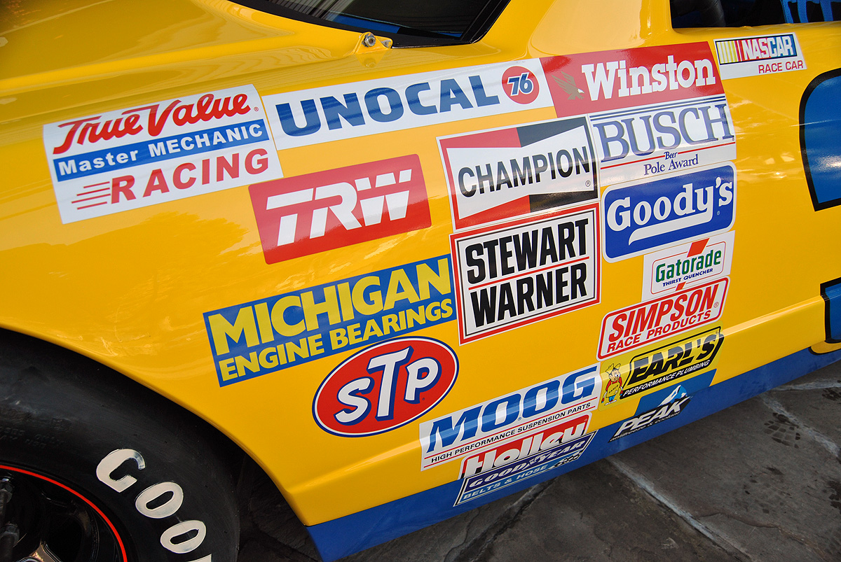 87 Chevrolet NASCAR 30