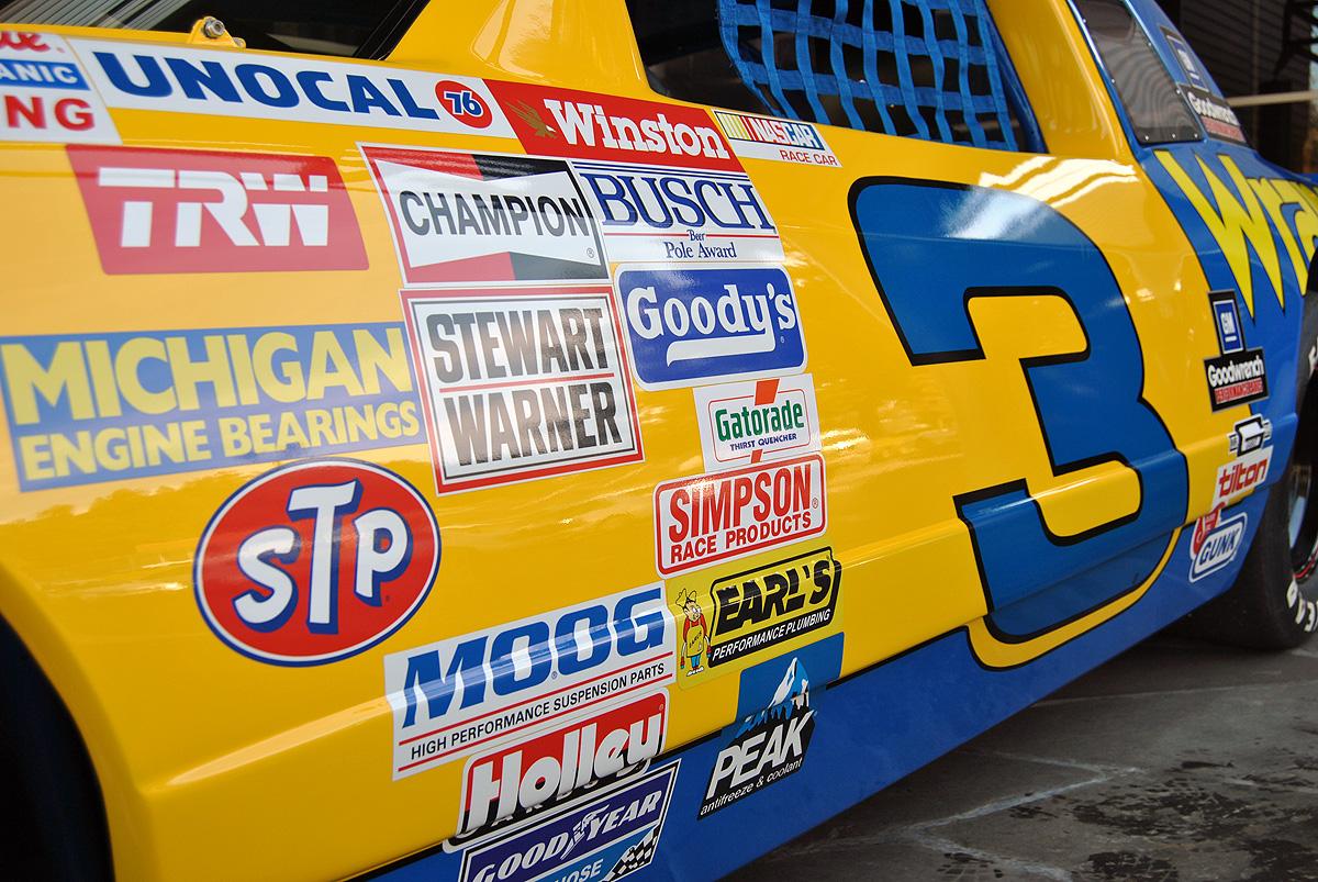 87 Chevrolet NASCAR 31