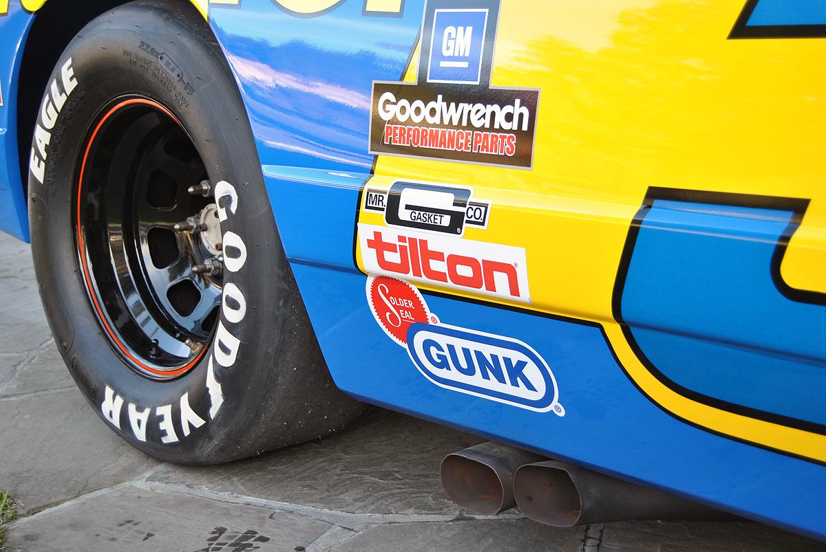 87 Chevrolet NASCAR 32