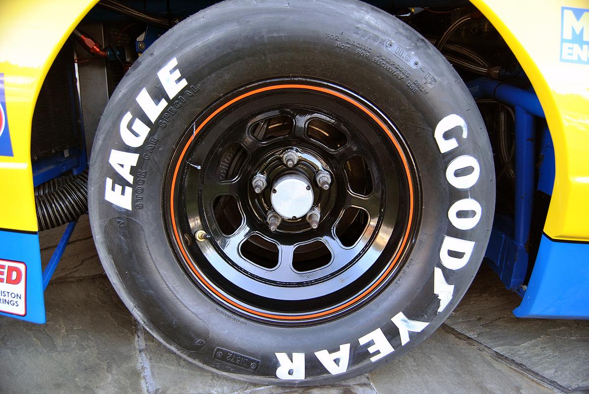 87 Chevrolet NASCAR 33