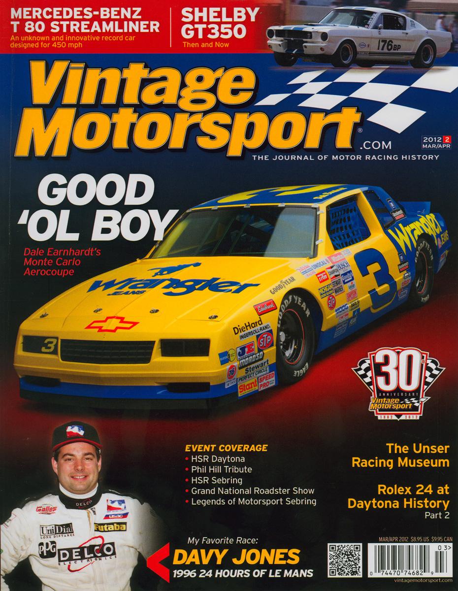 87 Chevrolet NASCAR 36