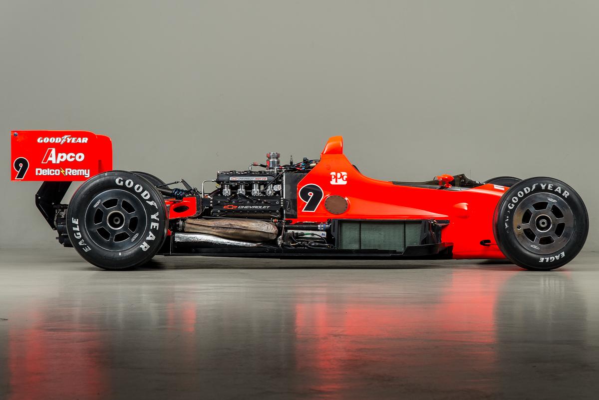 91 Lola T91-00 Indy Car  12