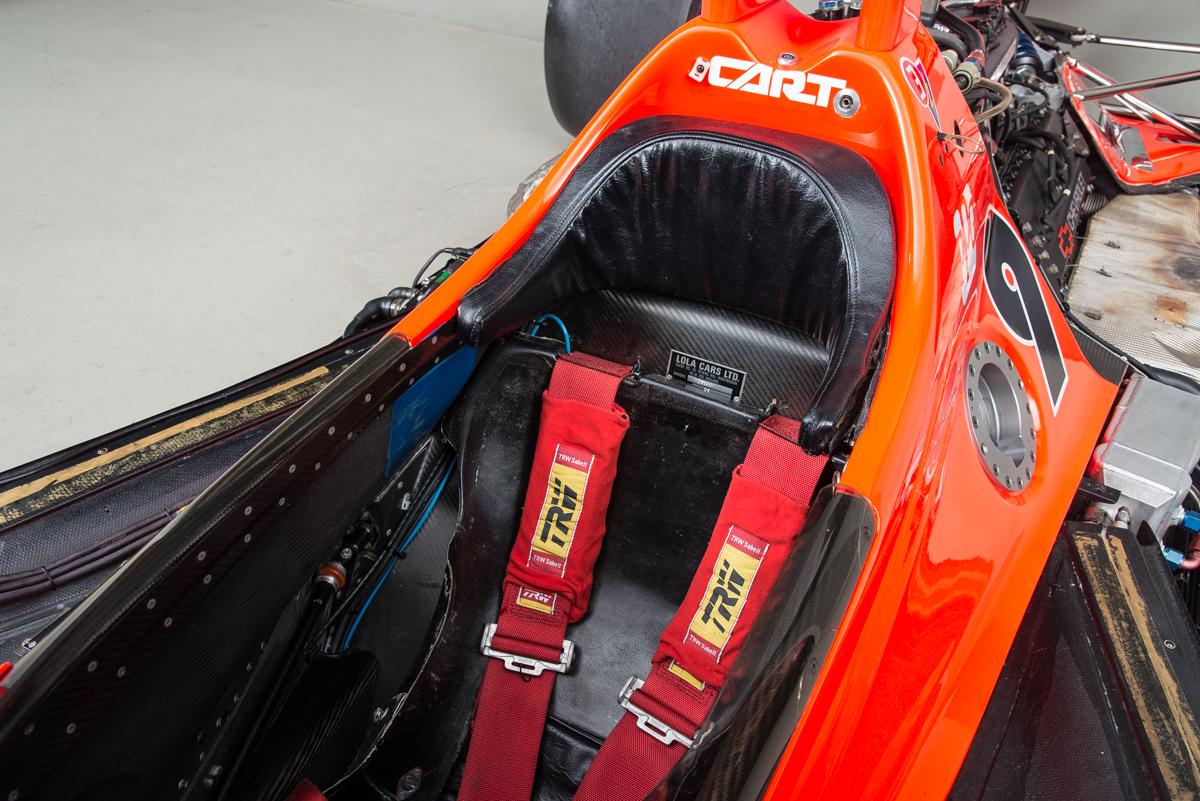 91 Lola T91-00 Indy Car  25