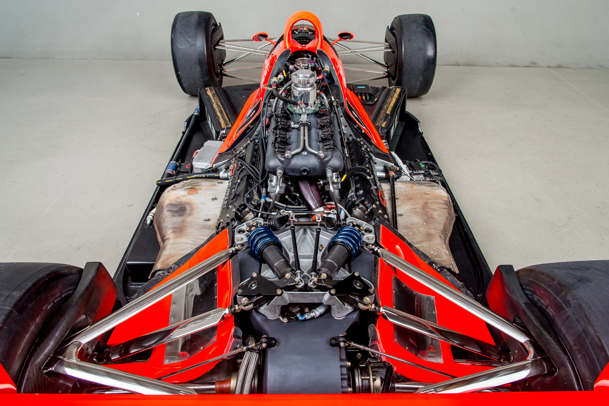 91 Lola T91-00 Indy Car  30