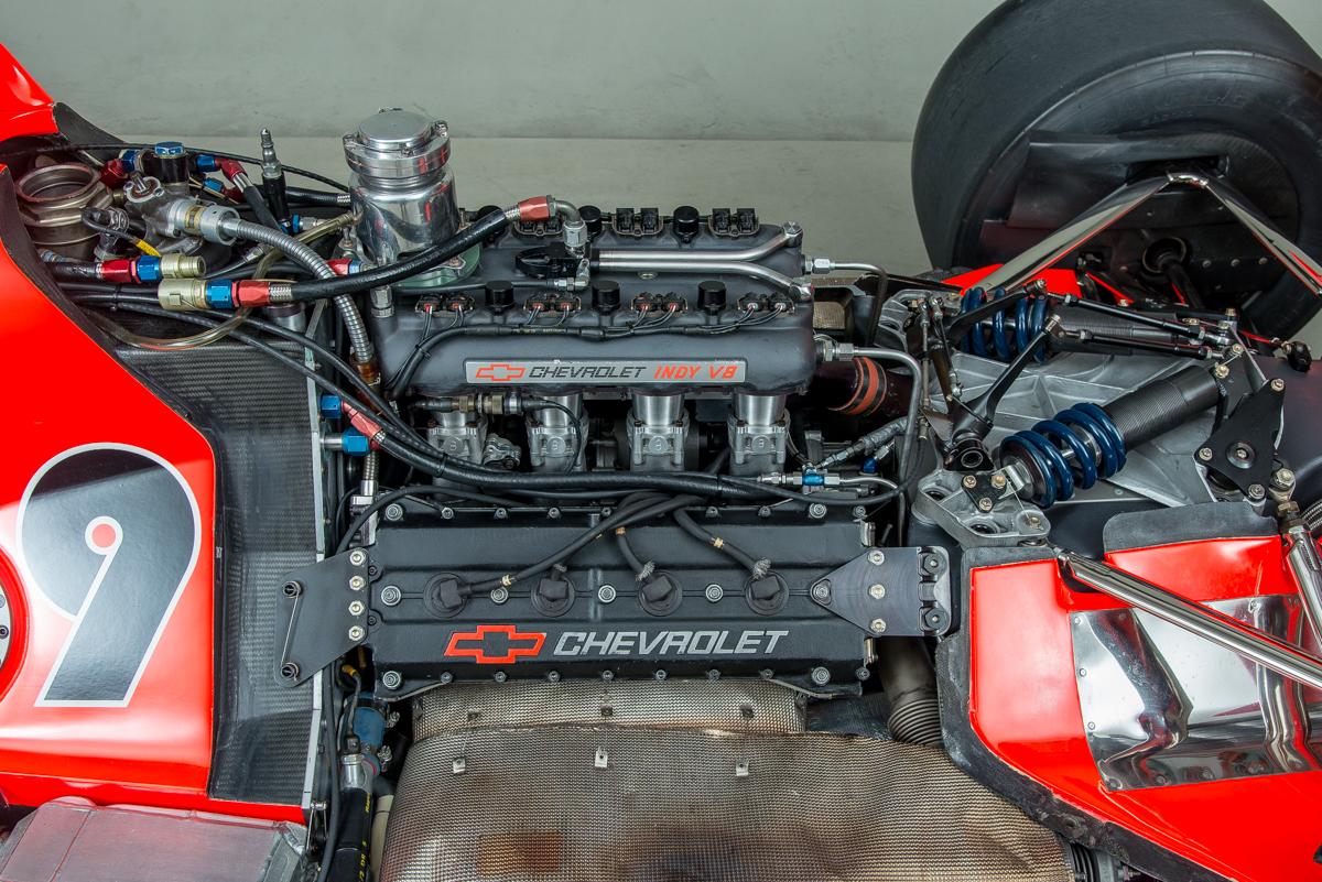 91 Lola T91-00 Indy Car  32