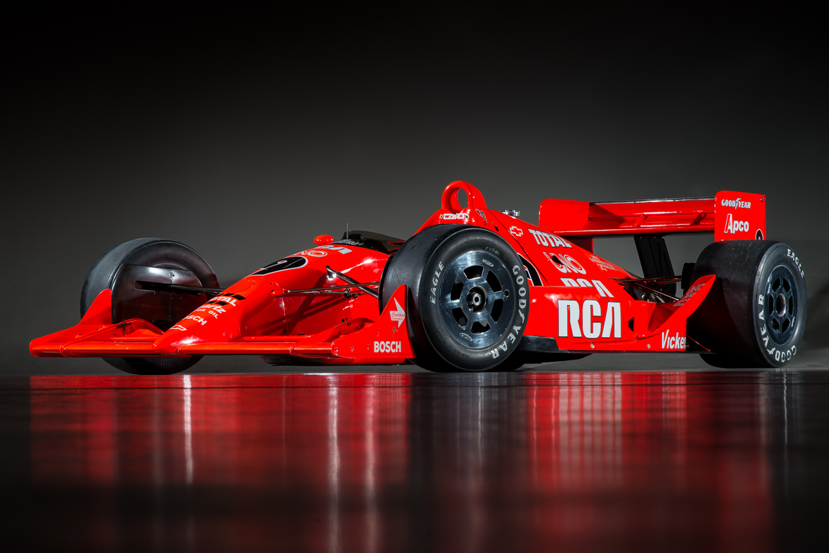 91 Lola T91-00 Indy Car  76