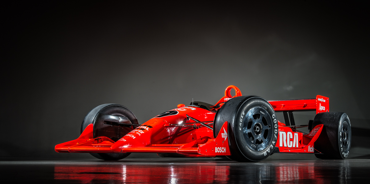 91 Lola T91-00 Indy Car  77