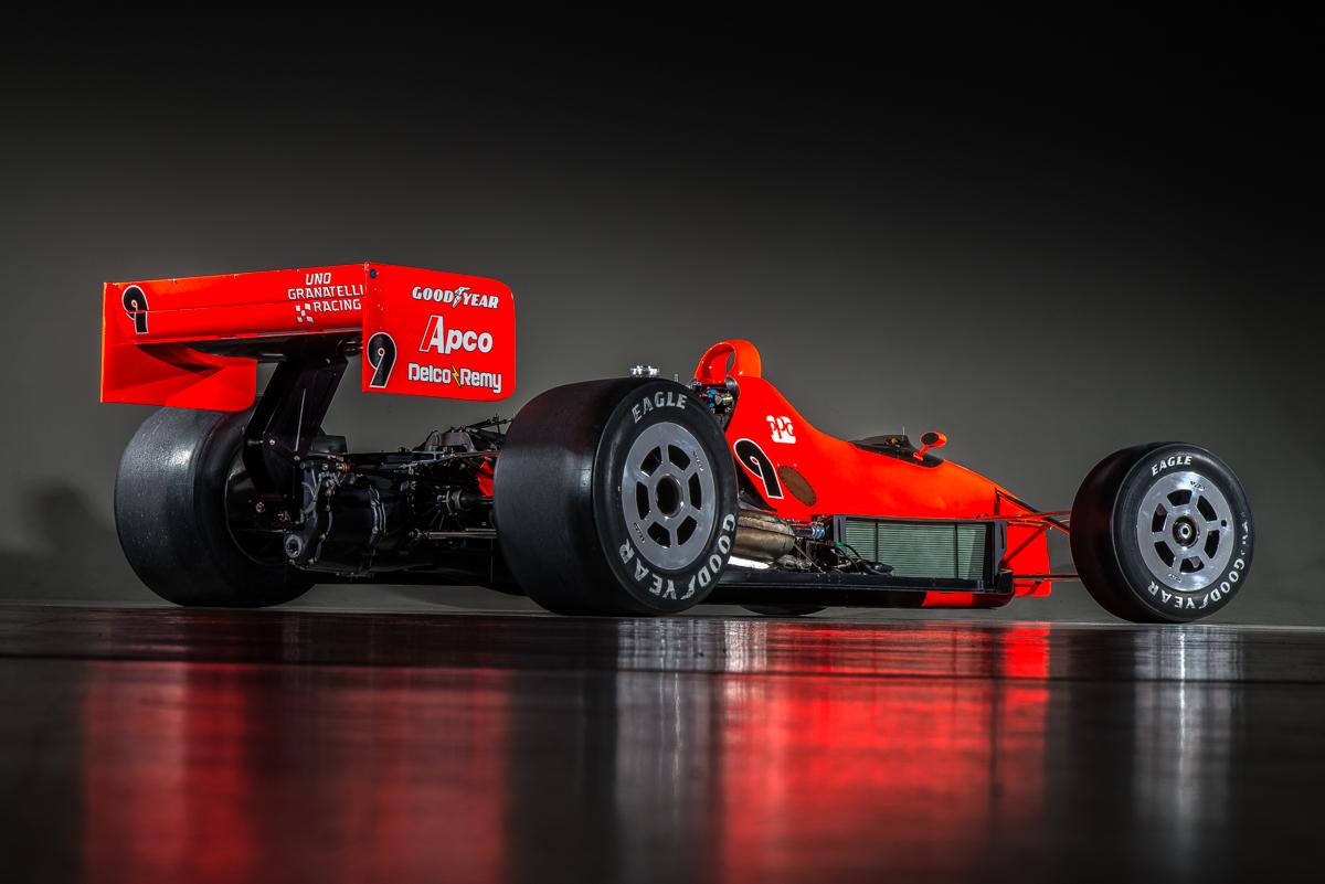91 Lola T91-00 Indy Car  78