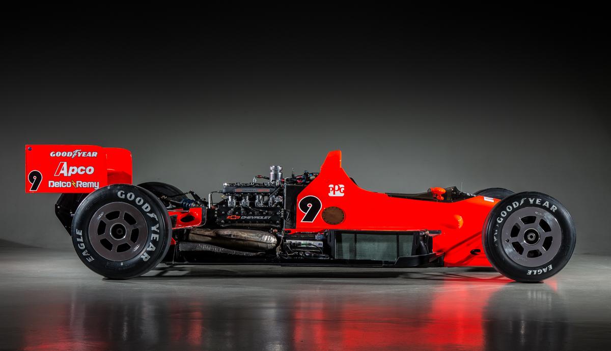 91 Lola T91-00 Indy Car  79
