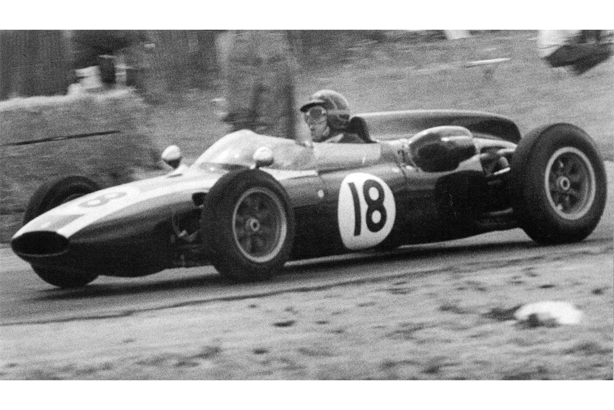 1961 Cooper T56 Formula Junior