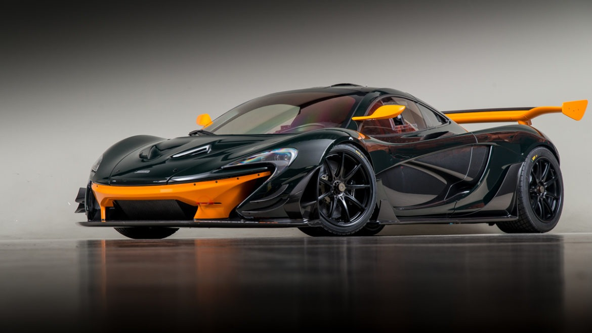 mclaren p1 gtr bruce canepa 39 s track only supercar. Black Bedroom Furniture Sets. Home Design Ideas