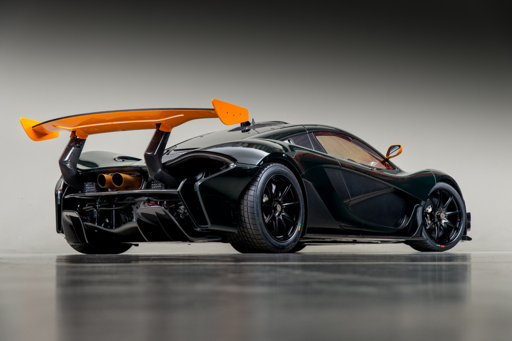 16 McLaren P1 GTR 33