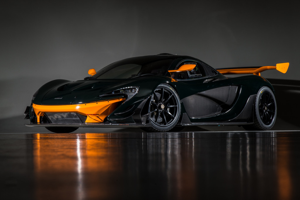 16 McLaren P1 GTR 35