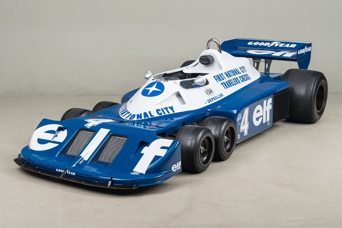 All Season Tires >> 1976 Tyrrell P34 | Canepa