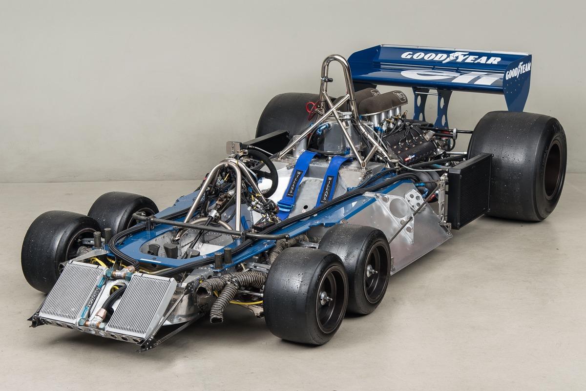 F1: 1976 Tyrrell P34