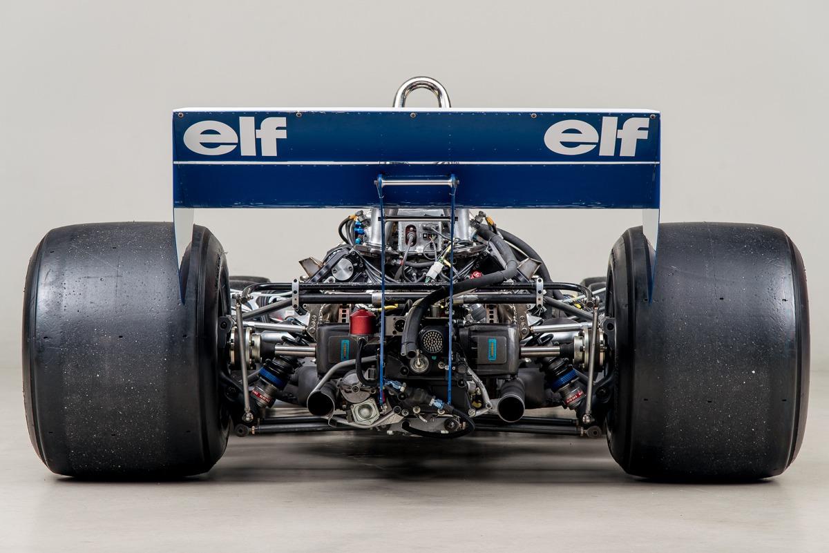 1976 Tyrrell P34 Canepa