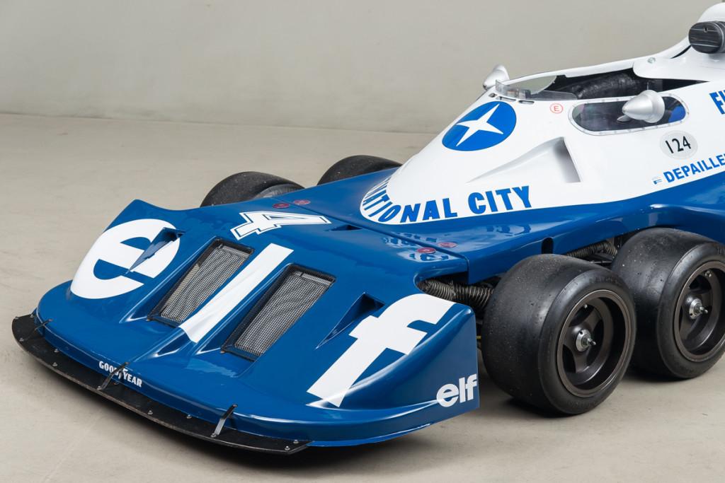 76 Tyrrell P34 29