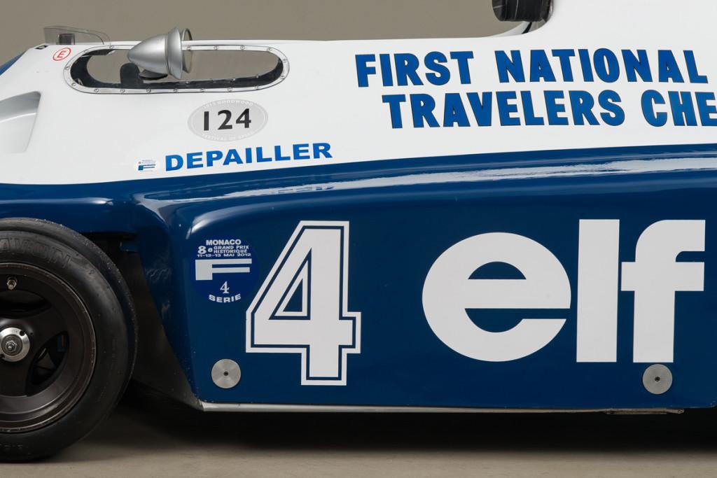 76 Tyrrell P34 36