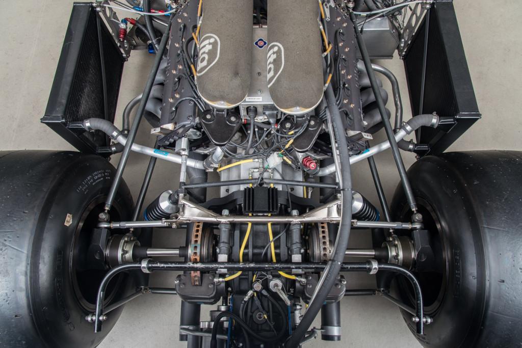76 Tyrrell P34 49