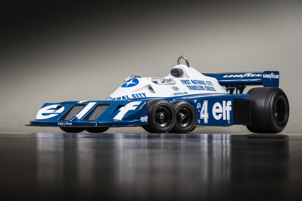 76 Tyrrell P34 54